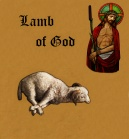 Lamb tied and Jesus tied and crowned with thorns 003.jpg