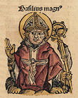 Saint Basil the Great - Nuremberg chronicles f 133r 1.jpg