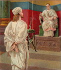 Jesus Before Pilate-John 18 28 - 40a.jpg
