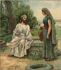 Jesus and the Woman of Samaria-John 4 1 - 42a.jpg