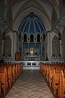 Church interior St Francis of Assisi 005.jpg