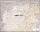 Afghanistan - Pakistan Administrative Divisions Map 2008.jpg