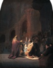 Simeon in the temple - Rembrandt.jpg