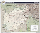 Afghanistan Shaded Relief Map 2008.jpg