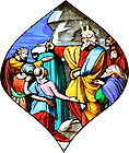 Moses strikes the rock 002.jpg