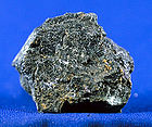 Augite is a single chain inosilicate mineral with monoclinic and prismatic crystals .jpg