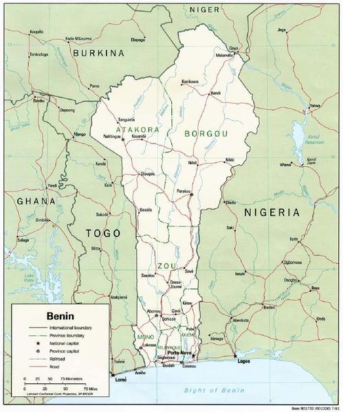 FileBenin Political Map Pdf The Work Of Gods Children - Niger map hd pdf