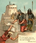 Rebuilding the Walls and Tower of Jerusalem - Nehemiah 001.jpg