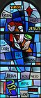 Simon of Cyrene helps Jesus carry His cross 002.jpg