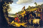 God Led Abraham and His Family to a New Land 001.jpg