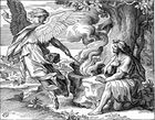 Gideon and the Angel - Judges 6 19-22.jpg