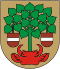 Coat of Arms of Valmiera Latvia 01.png