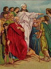 Jesus went teaching preaching and healing Matthew 9 35.jpg
