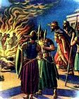 Shadrach - Meshach - And Abednego in the Fiery Furnace 010.jpg