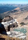 Grinnell Glacier in Glacier National Park 1981.jpg