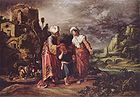 Abraham sends Hagar and her son 001.jpg
