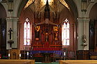 St Vincent de Paul Church interior 001.jpg