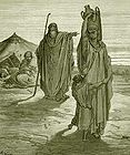 Abraham sends Hagar and Ishmael away 003.jpg