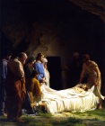 Burial of Jesus - Carl Heinrich Bloch.jpg