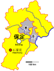 Baoding China locator Map 02.png