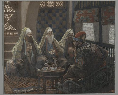 The Magi in the House of Herod(Les rois mages chez Hérode)Matthew 2:1-10