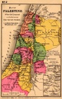 Palestine - After the conquest--as divided among the 12 tribes-Map 2 of 5.jpg