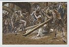Jesus Falls Beneath the Cross the First Time 001.jpg
