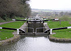Top of Caen hill locks - Kennet and Avon Canal Wiltshire England 002.jpg.jpg